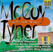 McCoy Tyner and the Latin All Stars - CD