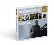 Murray Perahia: Mozart: Piano Concertos - CD