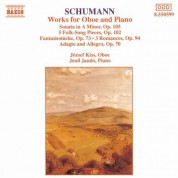 Schumann, R.: Works for Oboe and Piano - CD