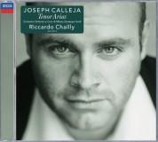 Joseph Calleja, Orchestra Sinfonica di Milano Giuseppe Verdi, Riccardo Chailly: Joseph Calleja - Tenor Arias - CD