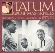Art Tatum, Lionel Hampton: Tatum Group Masterpieces, Vol 3 - CD