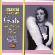 Lawrence, Gertrude: Star of Screen, Musical and Review (1926-1936) - CD