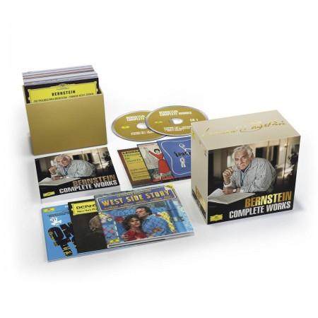 Çeşitli Sanatçılar: Bernstein: Complete Works - CD