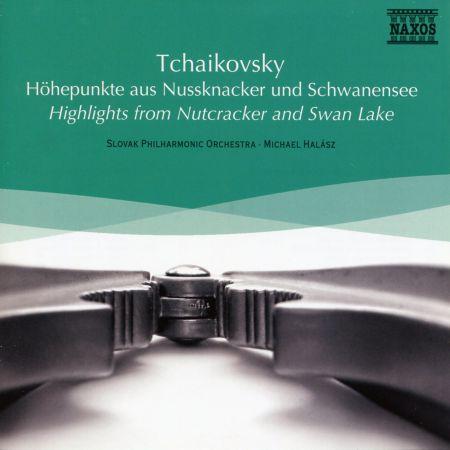 Slovak Philharmonic Orchestra: Tchaikovsky: Highlights From Nutcracker and Swan Lake - CD