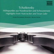 Slovak Philharmonic Orchestra: Tchaikovsky: Highlights From Nutcracker and Swan Lake - CD
