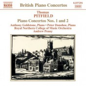 Pitfield: Piano Concertos Nos. 1 and 2 / Xylophone Sonata - CD
