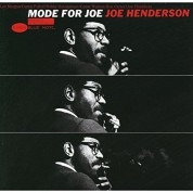 Joe Henderson: Mode For Joe - CD
