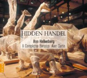 Ann Hallenberg: Hidden Handel - CD