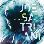 Joe Satriani: Shockwave Supernova - Plak