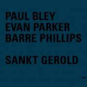 Paul Bley, Evan Parker, Barre Phillips: Sankt Gerold - CD