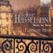 Floraleda Sacchi: Hasselmans: Music for Harp - CD