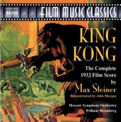 Steiner: King Kong - CD