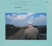 John Surman, Jack DeJohnette: The Amazing Adventures of Simon Simon - CD