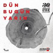 Çeşitli Sanatçılar: Akbank Caz Festivali: Dün / Bugün / Yarın - Plak