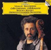 Mischa Maisky, Orpheus Chamber Orchestra: Vivaldi/ Boccherini: Cello Concertos - CD