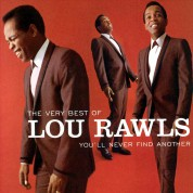 Lou Rawls: The Very Best of Lou Rawls: You'll Never Find Another - CD