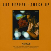 Art Pepper: Smack Up - CD