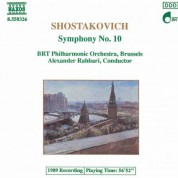 Shostakovich: Symphony No. 10 - CD