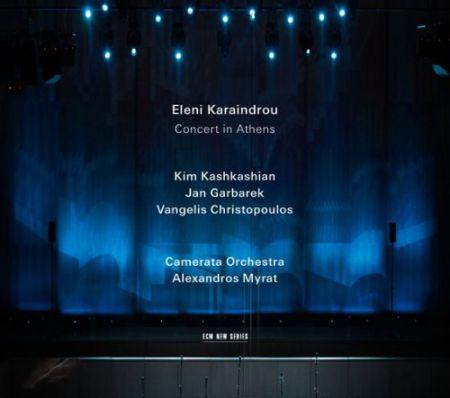 Kim Kashkashian, Jan Garbarek, Eleni Karaindrou: Concert in Athens - CD