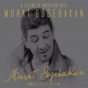 Murat Göğebakan: A Legend Of Anatolian Rock - CD