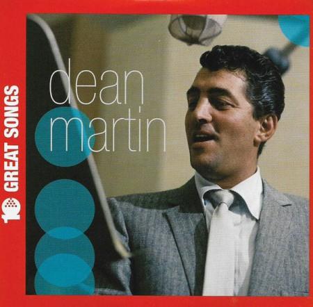 Dean Martin: 10 Great Songs - CD
