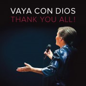 Vaya Con Dios: Thank You All - CD