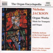 Jackson: Trumpet and Organ Works - CD