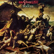 The Pogues: Rum, Sodomy And The Lash - Plak