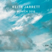 Keith Jarrett: Munich 2016 - CD