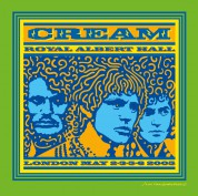 Cream: Live At The Royal Albert Hall 2005 - Plak