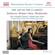 Clarinet (The Art Of The) - CD