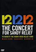 Çeşitli Sanatçılar: 12 12 12: The Concert For Sandy Relief - Madison Square Garden - DVD