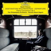 Daniil Trifonov: Destination Rachmaninov - Departure - CD