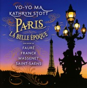 Yo-Yo Ma: Paris: La Belle Époque - CD