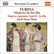 Jordi Masó: Turina, J.: Piano Music, Vol. 3 - CD