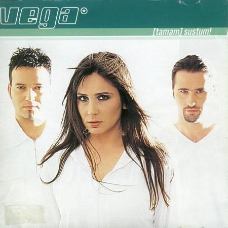 Vega: Tamam (Sustum) - CD