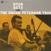 Stan Getz And The Oscar Peterson Trio - Plak