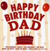 Çeşitli Sanatçılar: Happy Birthday Dad - CD