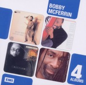 Bobby McFerrin: 4 CD Box Set (Spontaneous Inventions / Simple Pleasures / Bang Zoom / Beyond Words) - CD