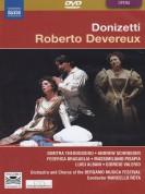 Dimitra Theodossiou, Orchestra and Chorus of the Bergamo Music Festival, Marcello Rota: Donizetti: Roberto Devereux - DVD