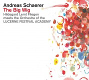 Andreas Schaerer: The Big Wig - CD