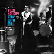 Billie Holiday: Stay With Me + 13 Bonus Tracks! (Cover Art By William Claxton) - CD