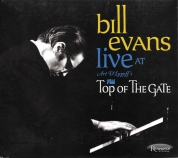 Bill Evans: Live At Art D'Lugoff's Top Of The Gate - CD