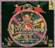 Montserrat Figueras, La Capella Reial de Catalunya, Jordi Savall: El Cant de la Sibilla Mallorca - Valencia (1400-1560) - SACD