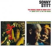 Sonny Stitt: The Sensual Sound Of Sonny Stitt + Sonny Stitt & The Top Brass + 1 Bonus Track - CD