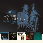 Wayne Shorter: 5 Original Albums - CD