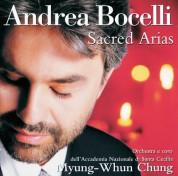 Andrea Bocelli, Coro dell'Accademia Nazionale Di Santa Cecilia, Orchestra dell'Accademia Nazionale di Santa Cecilia, Myung-Whun Chung: Andrea Bocelli - Sacred Arias - CD