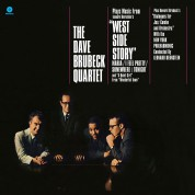 """Dave Brubeck Quartet: Plays Music From """"West Side Story"""" And Other Works - Plak"""