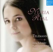 Nuria Rial: Telemann: Opera Arias - CD