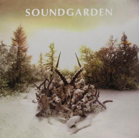 Soundgarden: King Animal - Plak